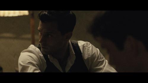 New still of #JamieDornan as Jan Kubis in the movie Anthropoid