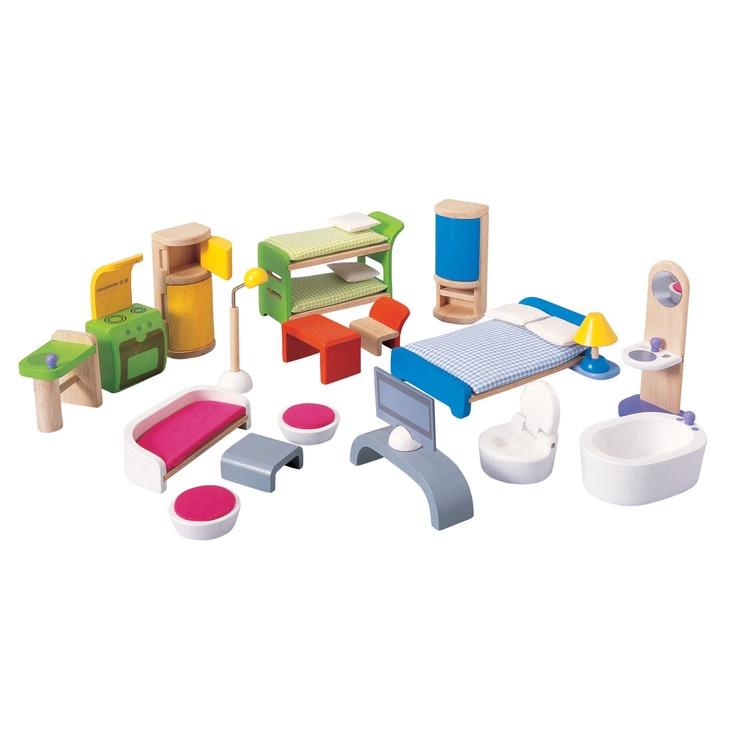 8dbb5cc739d7f299293c38012b7d9b7a modern furniture sets modern dollhouse furniture 23 najlepszych obrazów na pintereście na temat tablicy dollhouses,Plan Toys Dolls House Furniture