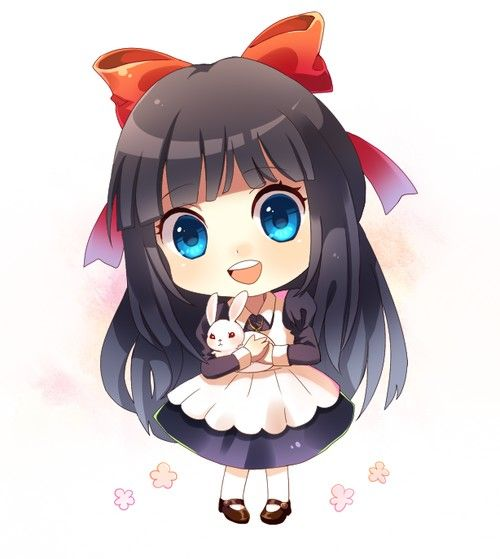 Cute Little Girl Chibi!!!
