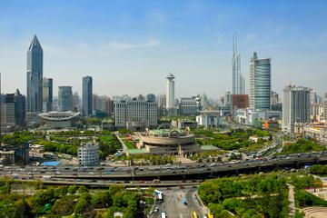 People's Square (Renmin Guang Chang)   #shanghai