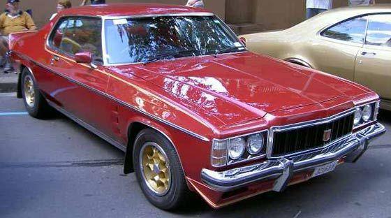 1976 General Motors Holden HX LE Monaro, 308 4Bbl V8/TH400/3.31 limited-slip...