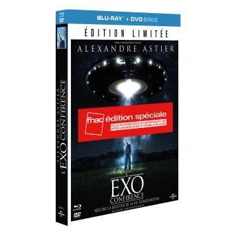 Alexandre Astier : l'Exoconférence - Edition spéciale Fnac - Blu-Ray - Blu Ray - Alexandre Astier - Fnac.com