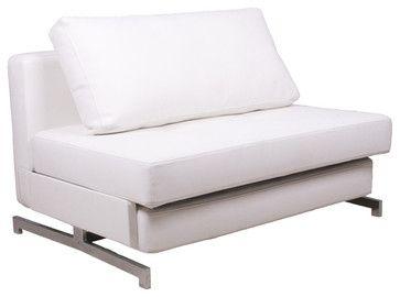 1000 ideas about sofa cama moderno on pinterest - Puff convertible en cama ...