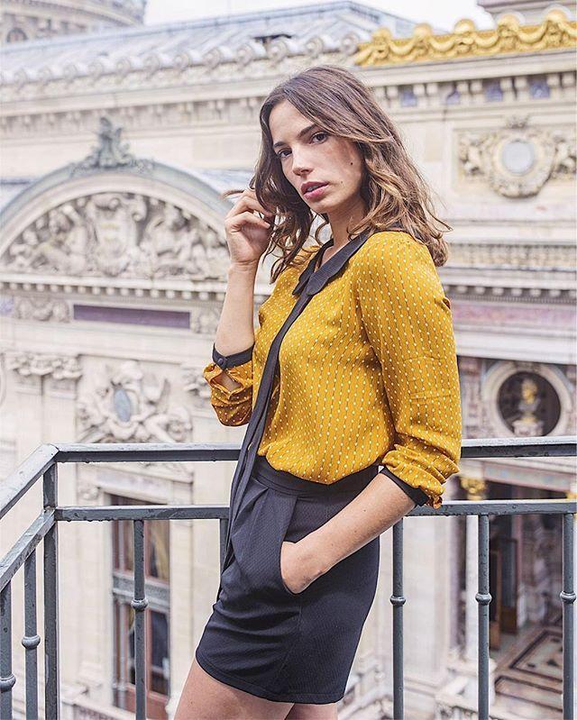 Reposting @lapetiteetoileparis: On craque pour la blouse Lavande aujourd'hui et vous ? 💛⠀ .⠀ .⠀ .⠀ .⠀ .⠀ #LaPetiteEtoile #LaPetiteEtoileParis #Mode #Fashion #FashionAddict #OOTD #wintervibes  #Paris #Parisian #ParisianGirl #Frenchie #tee #chemisier #casual #classicchic #Shopping #Look #ShoppingAddict #intercontinentalparislegrand #chic #intercontinental  #print #disco #60s #vintage #vintagelovers #view
