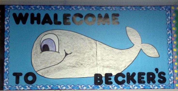 Whalecome to Becker's Parent/Teacher Store in Exton, PA.