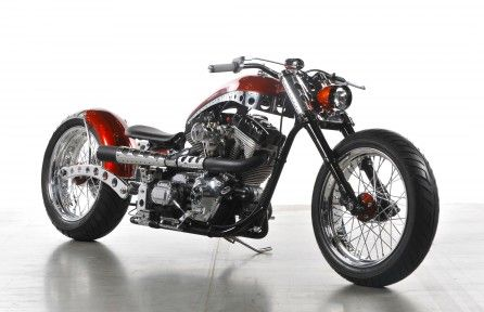 Download Custom Chopper 4k wallpaper for free. Come and