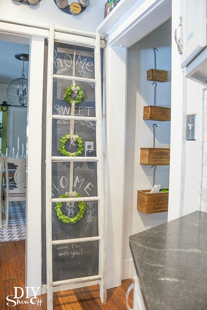 Diy Show Off Modern Farmhouse Hanging Herbs And Modern
