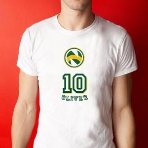 Camiseta New Team (Oliver y Benji) - T-Shirt New Team (Captain Tsubasa) · UniversOriginal.com