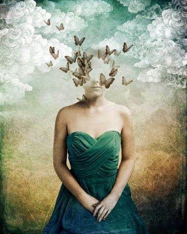Mariposas en la cabeza