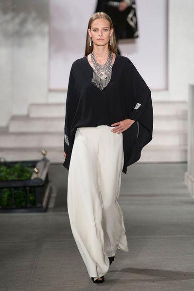 Ralph Lauren at New York Fashion Week Spring 2017 - Runway Photos