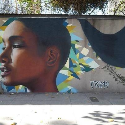 Primo Murales En Buenos Aires!