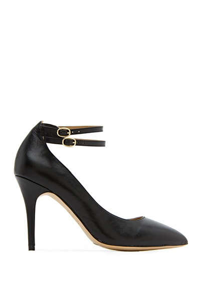 I had a pair of these in high school!  I still  like them...I guess one's style doesn't change.: Doble Pulsera, High School, Double Ankle, Pump Www Mango Com, Salón Doble, O Women S Shoes, Twin Ankle, Ankle Straps