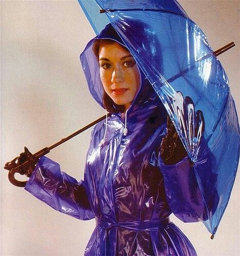 77 Best Images About Raincoat With Rubber Gloves, And Girl
