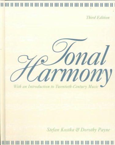 Best 25 tonal harmony ideas on pinterest music theory guitar tonal harmony with an introduction to twentieth century music fandeluxe Images