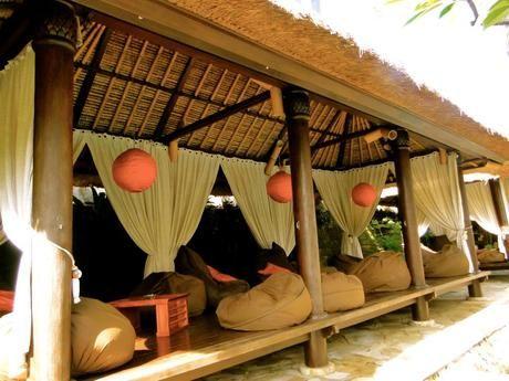 Bali plaj yan