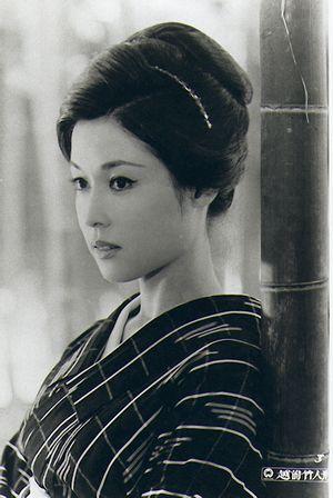 I just keep staring...she is elegant, ladylike, and beautiful!