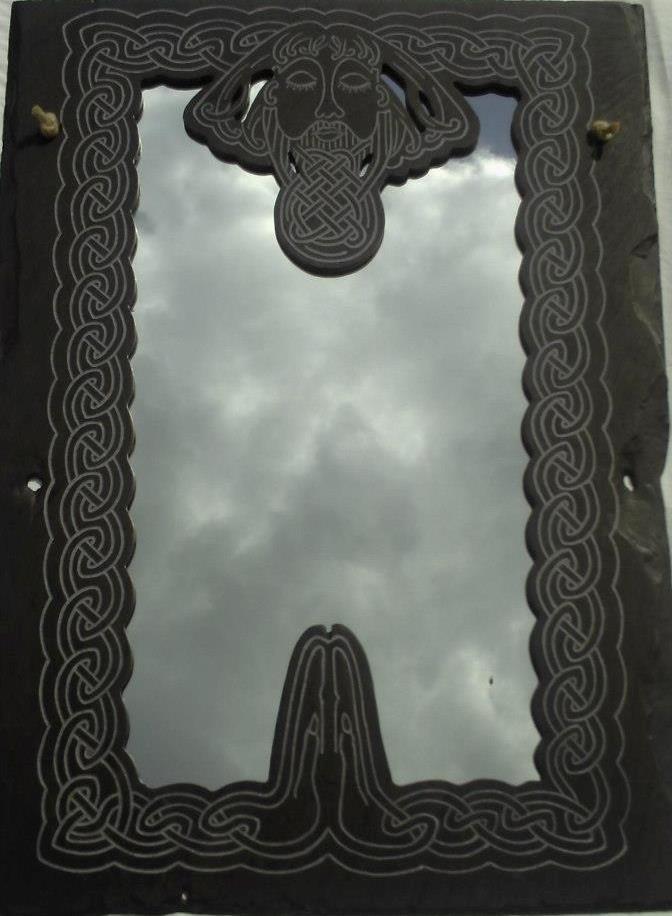 Mirroring Mythology - Celtic God Lu