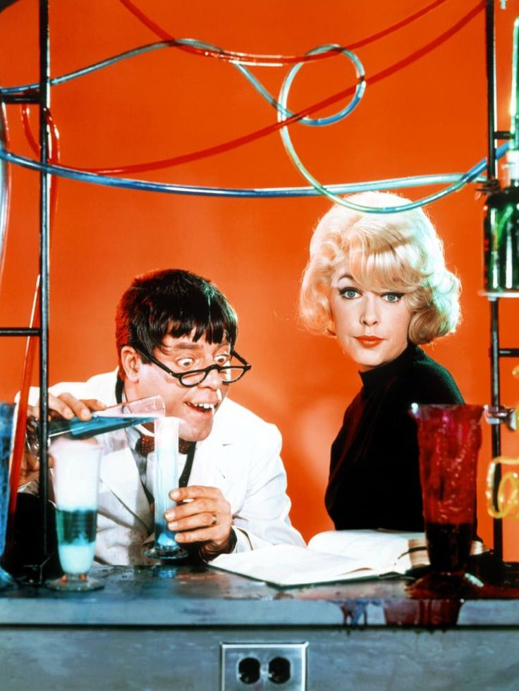 The Nutty Professor (1963) Jerry Lewis & Stella Stevens