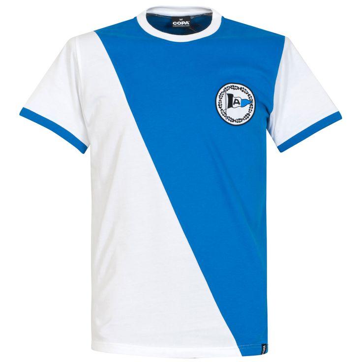 Arminia Bielefeld Retro Shirt 1971-1972