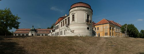 Amadé-, Bajzáth-, Pappenheim Castle - Iszkaszentgyörgy, Hungary