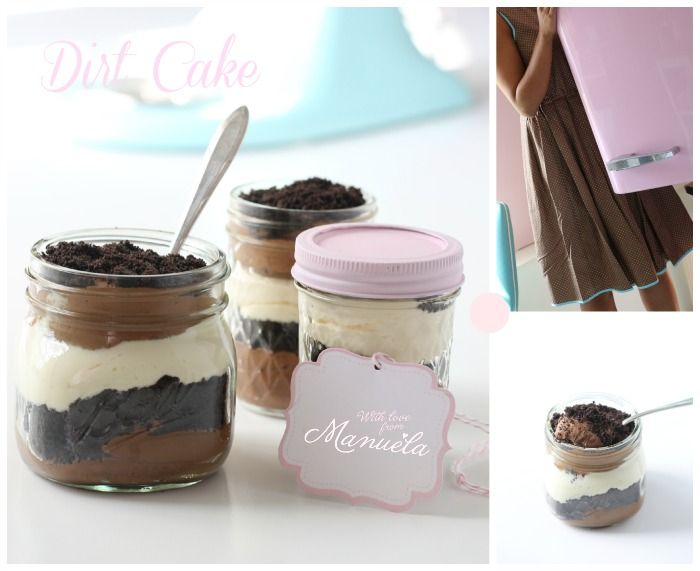 Passion 4 baking » Dirt Cake