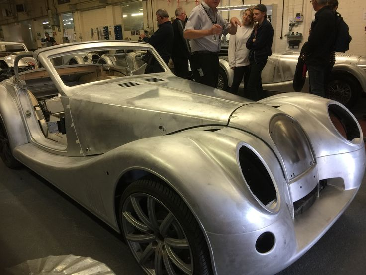 Visited the Morgan factory tour this week. Amazing!