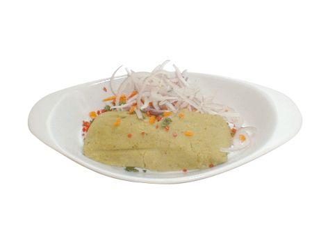 sabores peruanos: TAMALITOS VERDES No.1