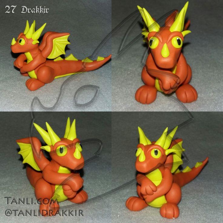 Dragon 27, by Tanli.
