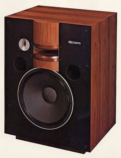 Vintage Audiophile Speakers
