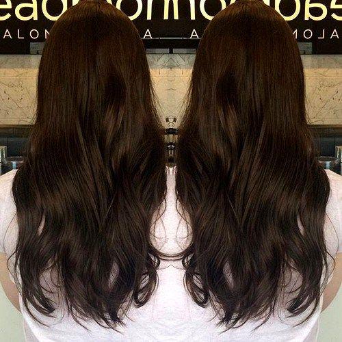 very+dark+brown+hair