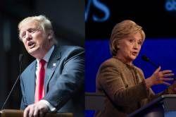 トランプとクリントンどっちが大統領になったらええのよ?