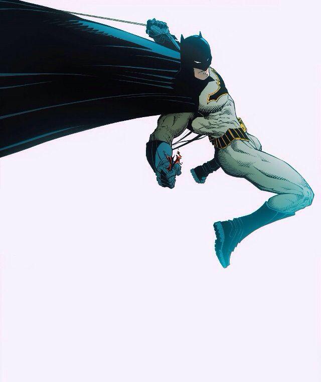 Batman by Greg Capullo. Capullo is a god among Batman comic artists. In my…