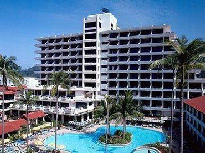Patong Beach Hotel, Phuket Thailand lovely place.