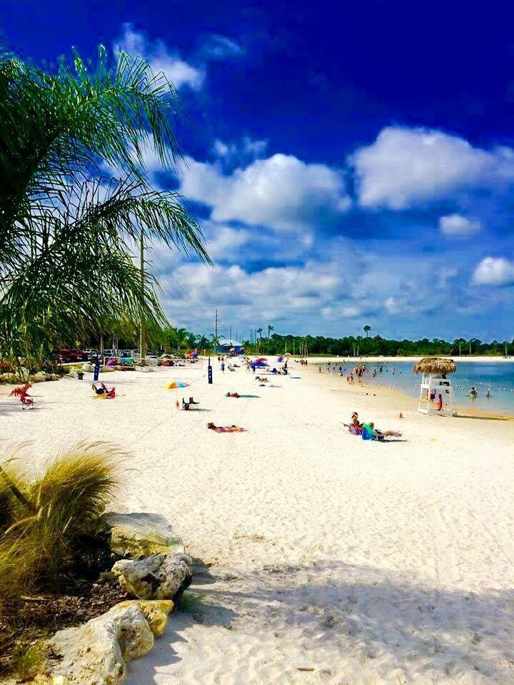 SunWest Park, Hudson, FL as photographed 11/19/15. Don't be jealous...