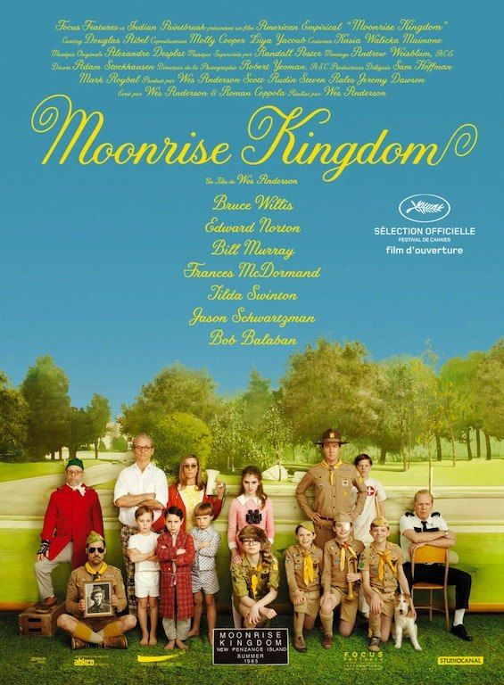 Moonrise Kingdom | Wes Anderson
