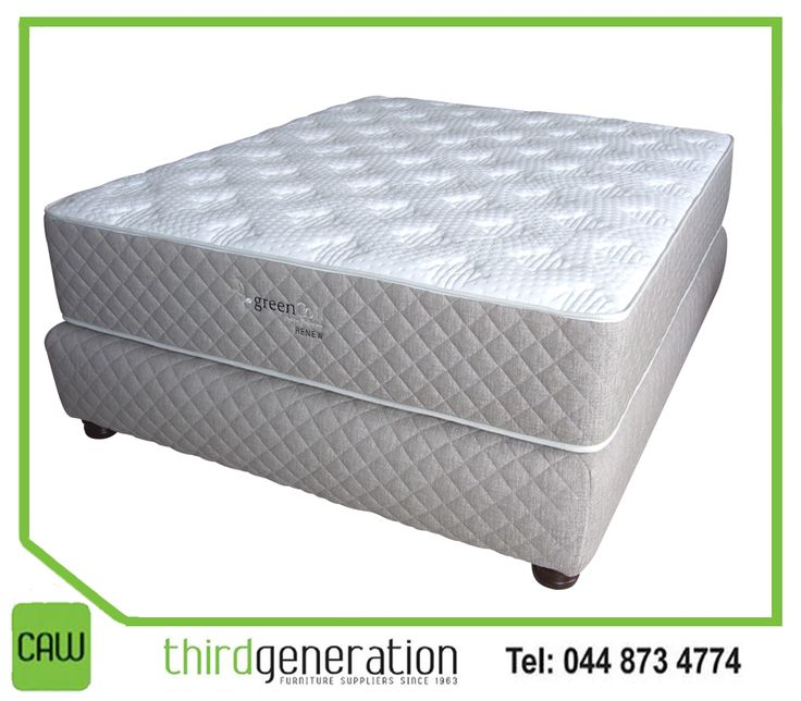 #GreenCoil luxury crafted mattresses provides absolute comfort and quality. Get your Green Coil bed now from #ThirdGenerationCAW.