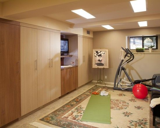 Best Home Gym Basement Ideas On Pinterest Basement Gym - Basement home gym design ideas