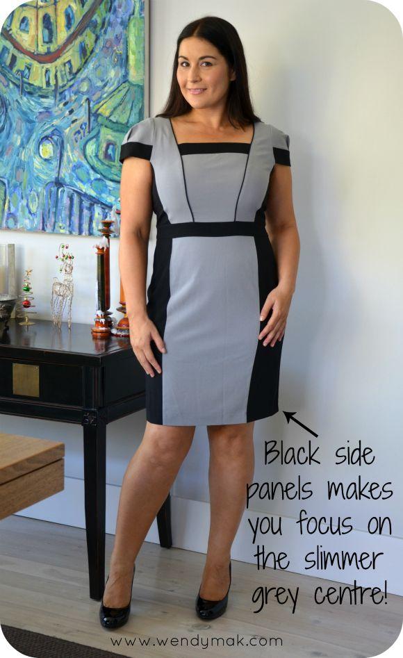 12 14 16 Curvetastic Dress Target Panel  Tanya - plus-size model - Sydney (Curves model agency)