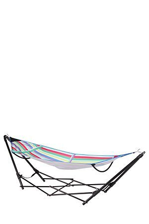 """Enjoy fun in the sun with our Hammocks. It is a must have this Summer.<div class=""""pdpDescContent""""><ul><li> Polyester</li><li> No assembly required</li></ul></div><div class=""""pdpDescContent""""><BR /><b class=""""pdpDesc"""">Dimensions:</b><BR />L245xW80xH78 cm<BR /><BR /><div><span class=""""pdpDescCollapsible expand"""" title=""""Expand Cleaning and Care"""">Cleaning and Care</span><div class=""""pdpDescContent"""" style=""""display:none;""""><ul><li> A vacuum cleaner can be used to remove dust from furniture </li><li…"""