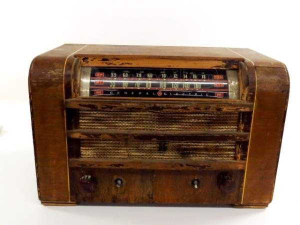 GE Tube Wood Cabinet Radio. Antique ... - 566 Best Vintage Wood Radios Images On Pinterest Antique Radio