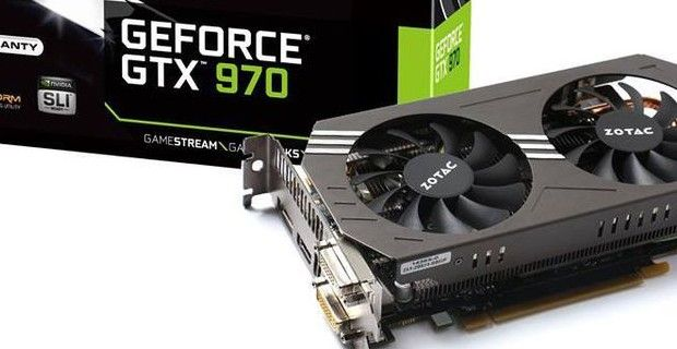 ZOTAC GTX 970 Specifications Leaked: 1664 cores and Dual Fan