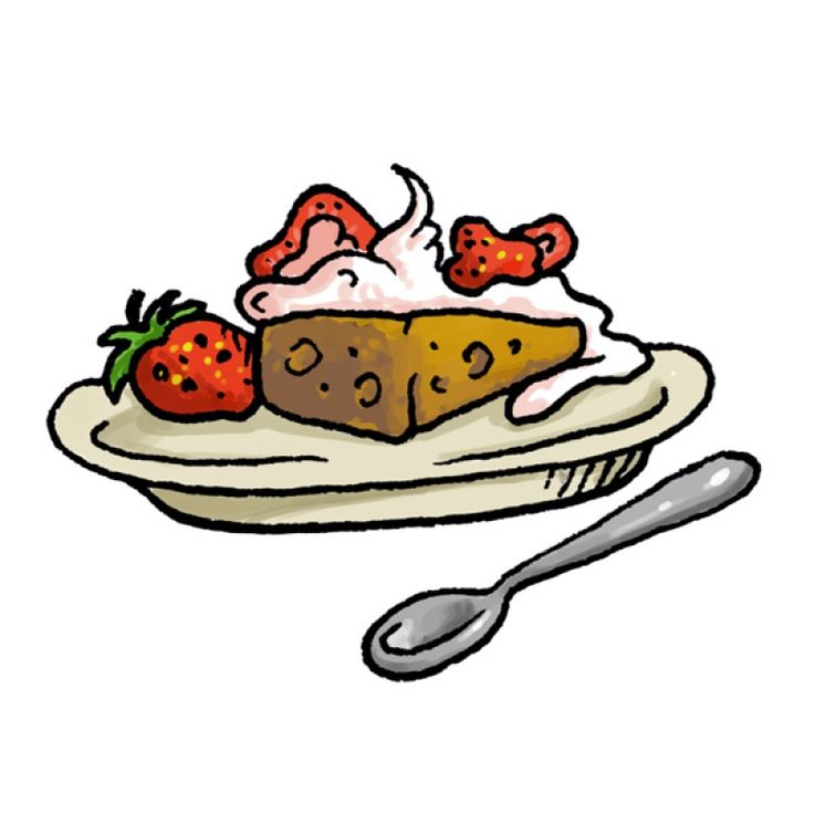Croatian Island of Brač-Style Cake - gourmed.com