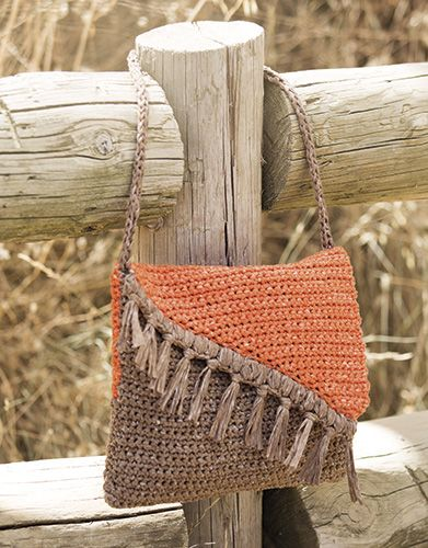 Book Woman Sport 92 Spring / Summer   40: Woman Bag   Pale brown / Orange