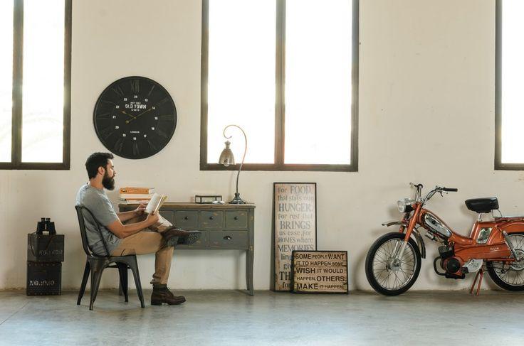 decoracion-hipster  #decoración #interiorismo #LIVE #LOVE                                                                                                                                                      Más