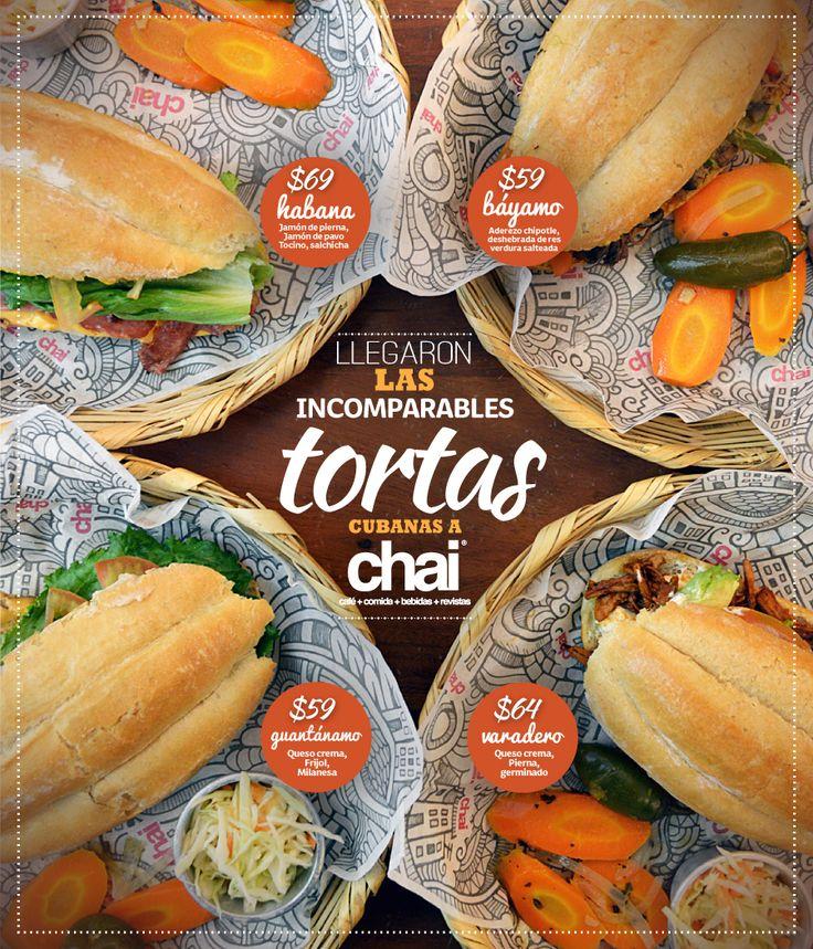 TORTAS CUBANAS CHAI 15