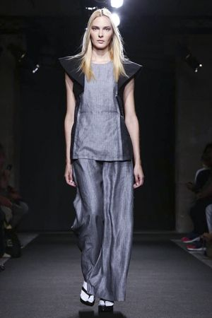 Atsuro Tayama Ready To Wear Spring Summer 2015 Paris - NOWFASHION