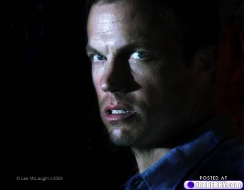 Adam Baldwin...this is my Tate from the Night Huntress series.
