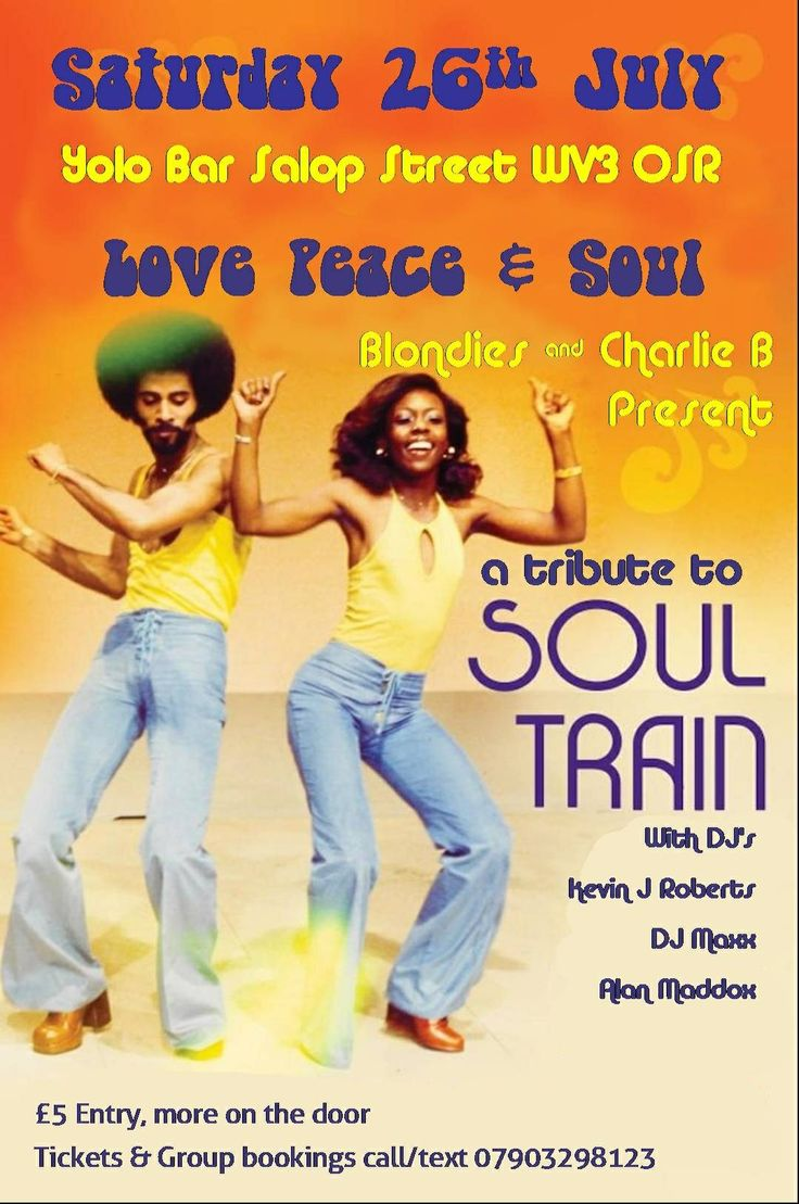 Soul Train July 26th '14