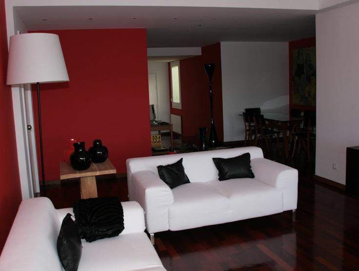 #Decoracion #Moderno #Sala de estar #Sofas #Lamparas #Accesorios