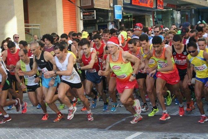 2ª carrera San Silvestre de Calpe el 29.Diciembre 2013 #calpe #calpcorre